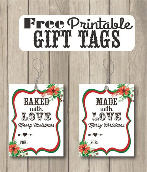 17 Best Images About Printable On Pinterest Valentine Day Cards Free Printable And Menu Planners Baked Goods Label Templates