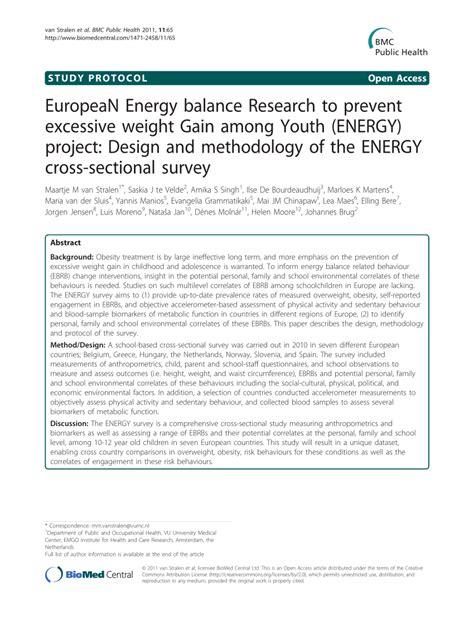 Pdf Energy Medicine Balancing Energies Vitality by European Energy Balance Research To Pdf