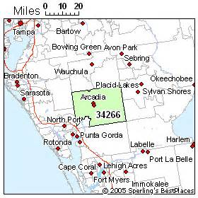 map of arcadia florida best places to live in arcadia zip 34266 florida