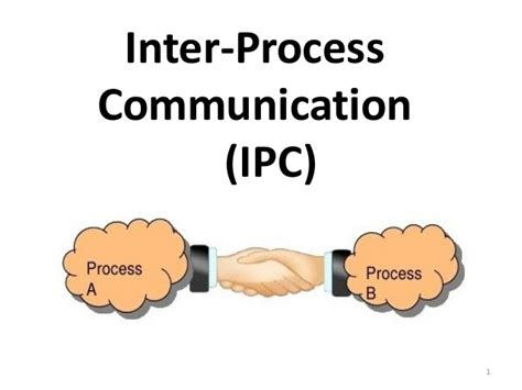 ipc section 1 to 511 inter process communication in distributed systems
