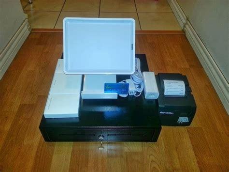 Square Register Drawer And Printer by Square Register Hardware Bundles Drawer Receipt