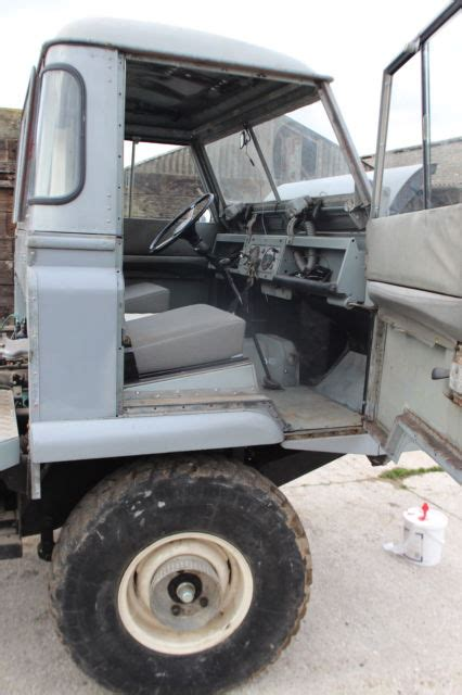 land rover forward control for sale land rover series defender 2a iia 109 forward control fc