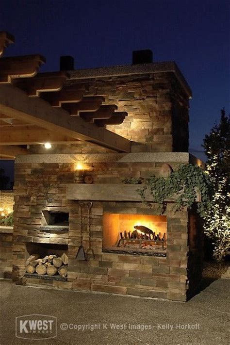 pizza oven fireplace outdoor fireplace with pizza oven outside