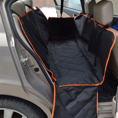 vehicle seat covers for pets anself luxury hammock pet car seat cover waterproof non