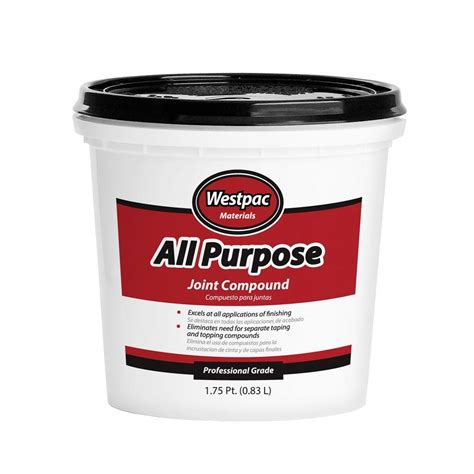 sheetrock brand all purpose 4 5 gal pre mixed joint