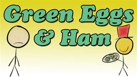 green eggs and ham book report green eggs and ham by dr seuss summary and review