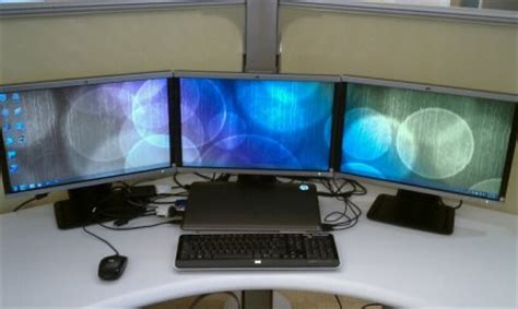 hp notebook pcs setup and configure multiple displays