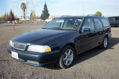 1998 volvo v70 wagon 1998 volvo v70 glt wagon