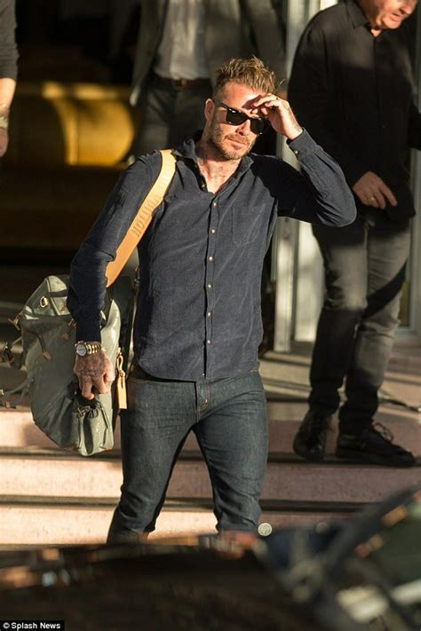 David And Beckham Moving To America by Best 25 David Beckham Style Ideas On David