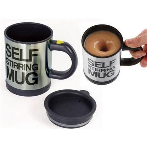 Self Stiring Mug the self stirring mug for coffee