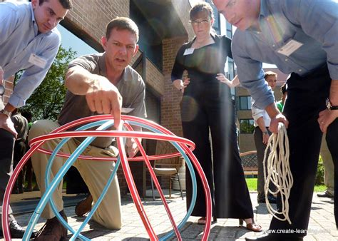 Teamwork Exercise Mba by Team Building And Leadership With Of Rochester
