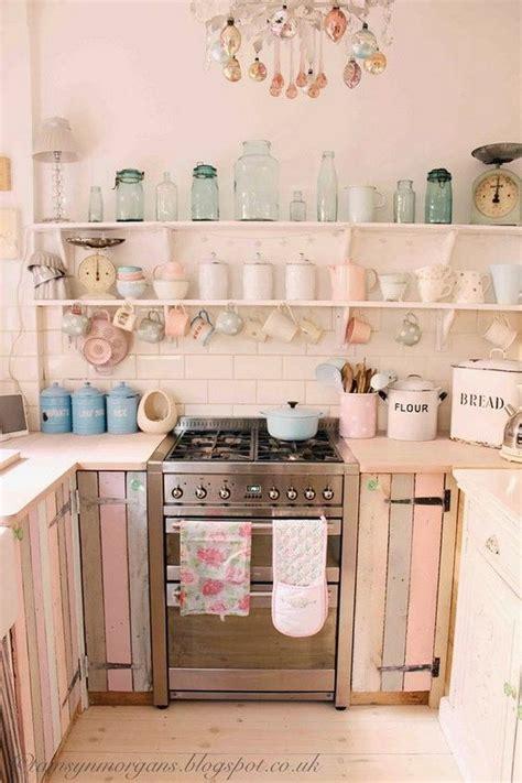 shabby chic kitchen cabinets diy best 25 shabby chic kitchen ideas on shabby