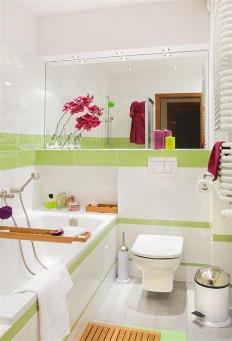 Kleines Bad Farbe by 33 Ideen F 252 R Kleine Badezimmer Tipps Zur Farbgestaltung