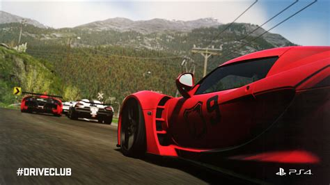 driveclub ps4 more driveclub in game screenshots released shows true