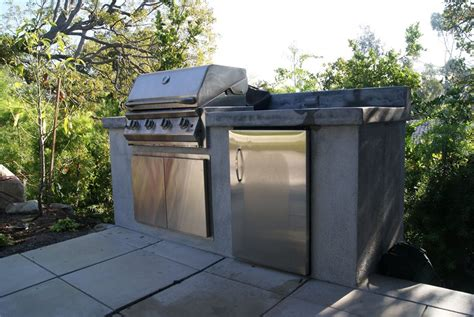 Small Outdoor Kitchen Design Ideas Small Budget Friendly Outdoor Kitchens Landscaping Network