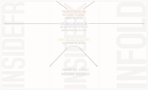 X Trifold In Make Photo Gallery 4 125 X 9 5 Envelope Template Exle Page Templates 4 125 X 9 5 Envelope Template