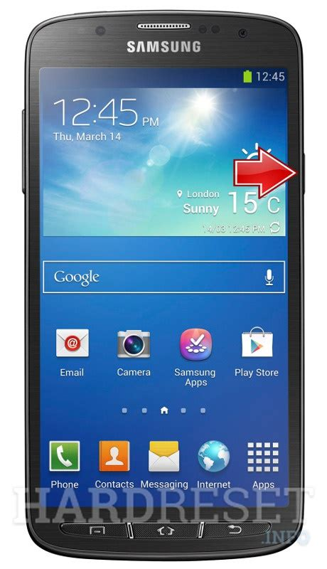 factory reset the samsung s4 samsung i537 galaxy s4 active how to hard reset my phone