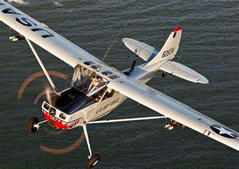 A 19 L by Cessna L 19 Bird A Soldier S Best Friend Aopa