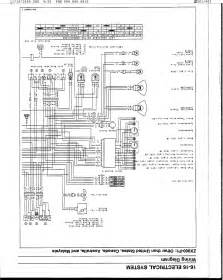 zx9r electric wiring diagram kawiforums kawasaki