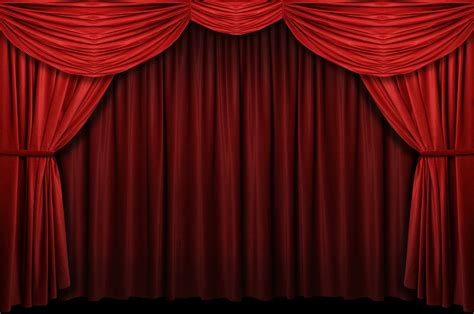 red theatre curtain the 11th annual orlando cabaret festival is taking stage