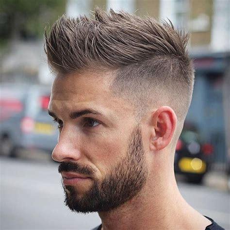 Short Side Mens Hair Long Top – Mens Short Hairstyles For Thin Hair   Men Hairstyles 2018