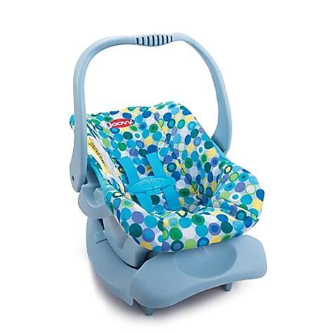 reborn doll car seat joovy 174 doll infant car seat in blue bed bath beyond