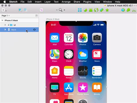 notch iphone x mad prototypr