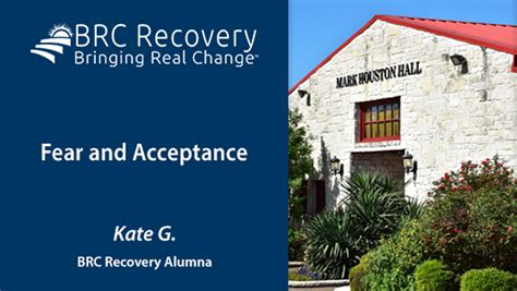 Brc Detox by Fear And Acceptance Brc Recovery