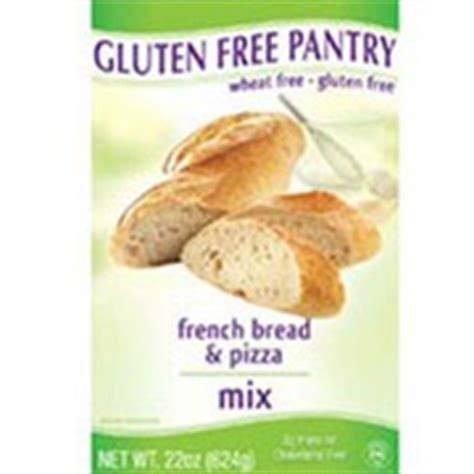 Gluten Free Pantry Bread Mix by Gluten Free Pantry Bread Pizza Mix Calories Nutrition Analysis More Fooducate