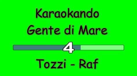 testo gente di mare karaoke italiano gente di mare umberto tozzi raf