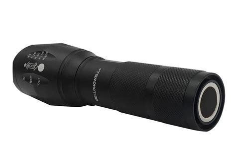 bell howell tac light lumens up to 71 off on bell and howell led flashlight groupon
