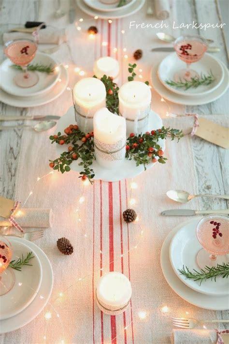 dicas para decorar mesa de natal 10 dicas para decorar a mesa de natal
