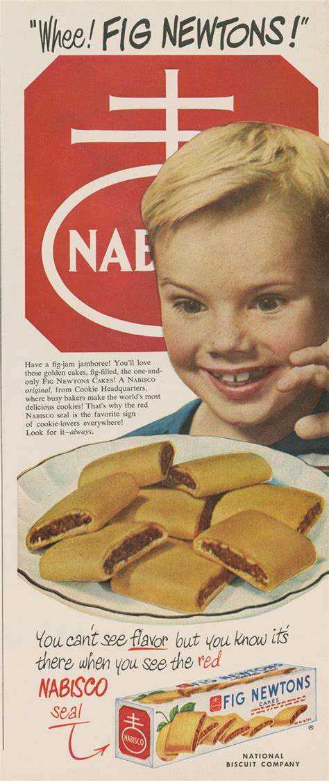 Do You Like Fig Newtons by This Is Why Nabisco Removed Its Figs From Fig Newtons Adweek