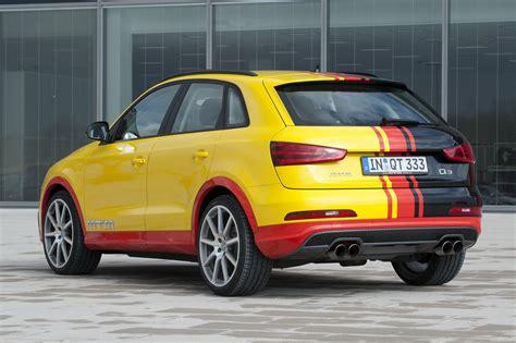 Mtm Tuning Audi by Mtm Tuning To Bring Custom Audi Q3 To Geneva Daily Tuning