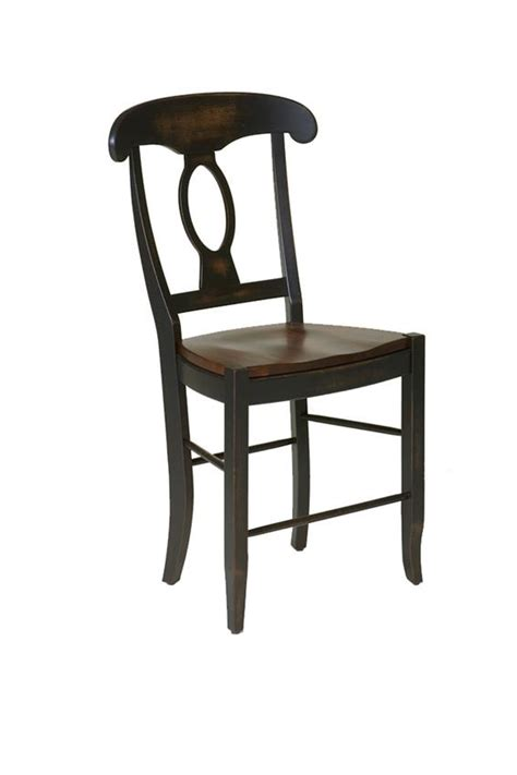 country barstool amish napoleon country bar stool solid wood
