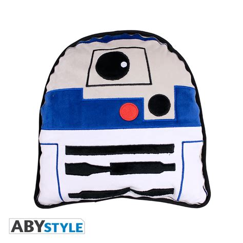 R2d2 Pillow by Wars Cushion R2d2 Abystyle