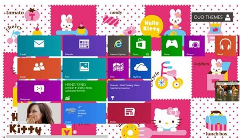 themes hello kitty for windows 8 hello kitty theme for windows 7 and 8 8 1 ouo themes