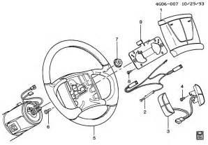 1995 Buick Riviera Parts 1995 Buick Riviera Steering Wheel Horn Parts