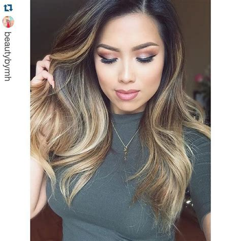 asian hair color 25 best ideas about asian balayage on
