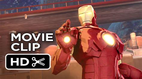 iron man hulk heroes united dvd clip marvel