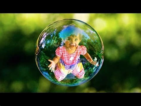 superimpose a baby in a bubble (ipad) youtube