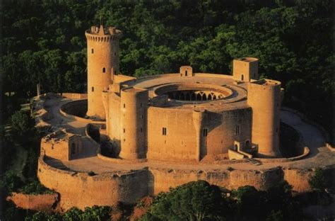 Mallorca Bellver Castle   History and Information