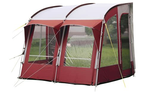 Royal Wessex 260 Caravan Porch Awning Burgundy 2011 Ebay