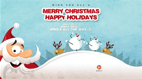 merry christmas happy holidays wallpapers  jpg format