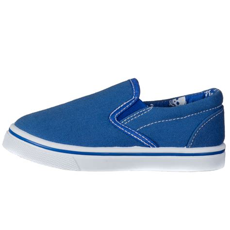 slip on canvas shoes slip on canvas shoes blue footwear