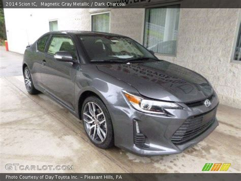 scion grey magnetic gray metallic 2014 scion tc charcoal