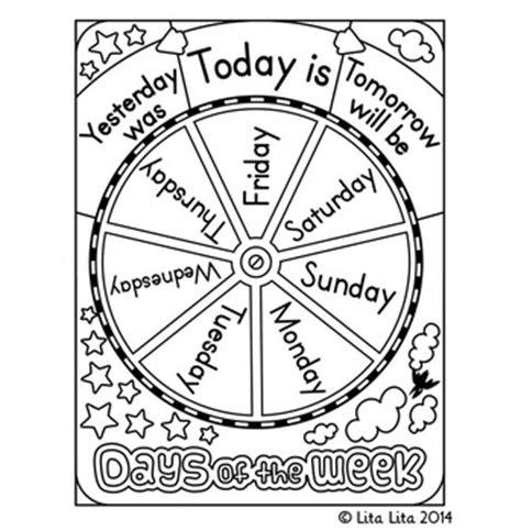 V Whitening Day Temulawak Original Bpom S Limited free days of the week wheel by lita lita teachers pay teachers
