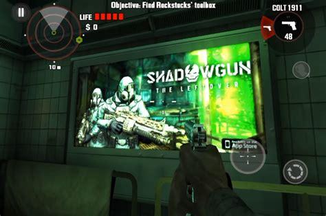 dead triger apk dead trigger v1 9 5 mod apk money free app