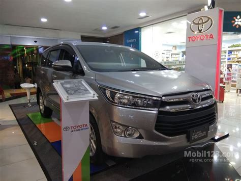 Toyota Kijang Inova Durable Sarung Mobil Cover Mobil Grey jual mobil toyota kijang innova 2018 g 2 0 di dki jakarta automatic mpv silver rp 287 000 000