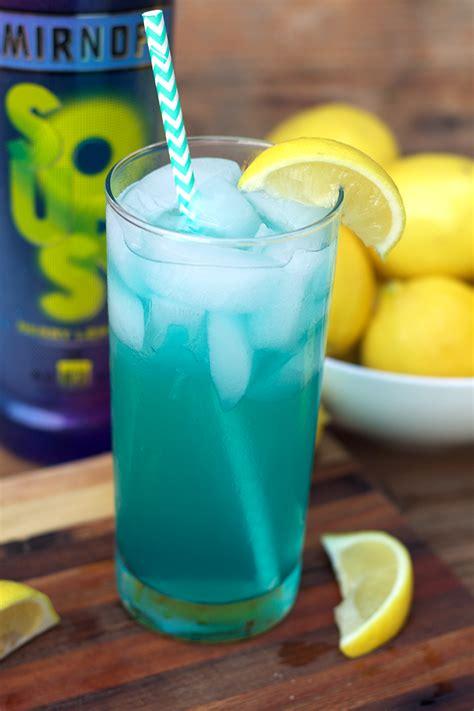 cocktail electric lemonade taylor bradford
